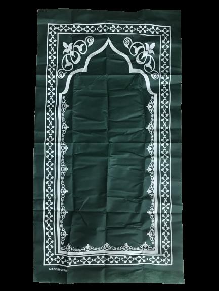 Tapis de poche - couleur vert 2