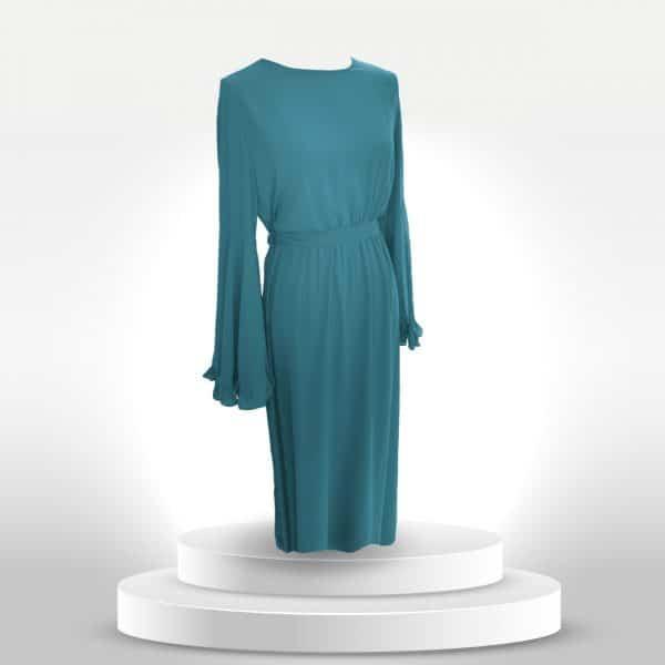 robe Inaya turquoise
