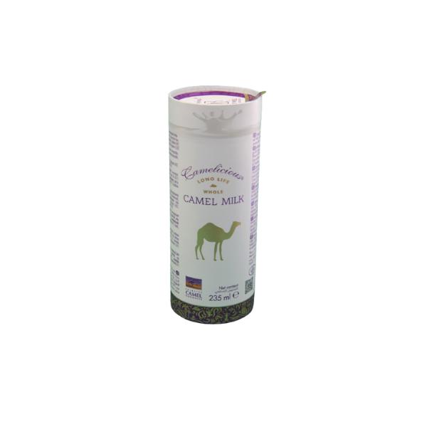 lait de chamelle liquide uht 235 ml