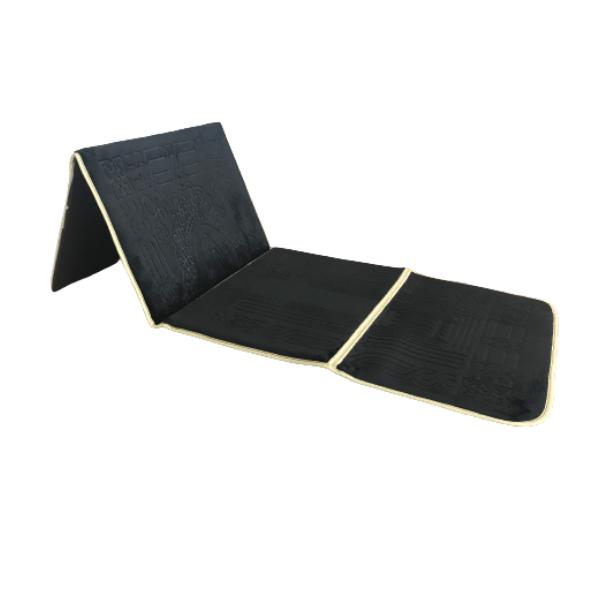 tapis de salât pliable pour reposer son dos