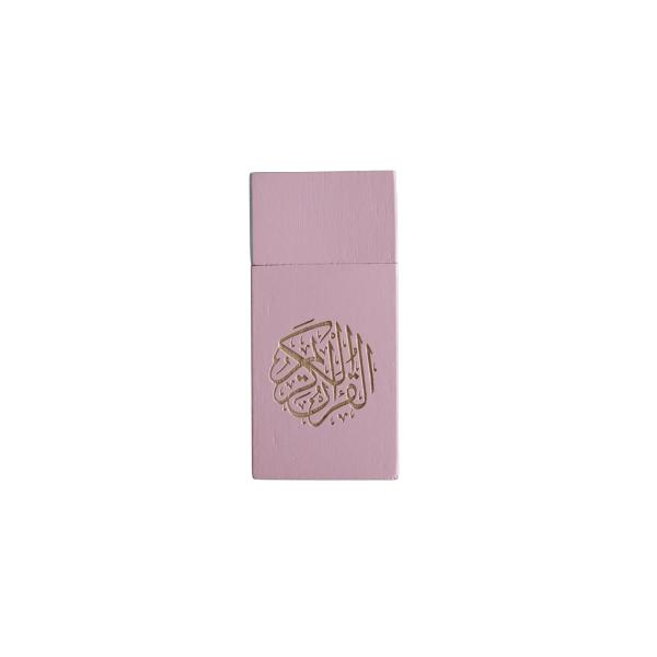 Clef USB rose avec Coran complet