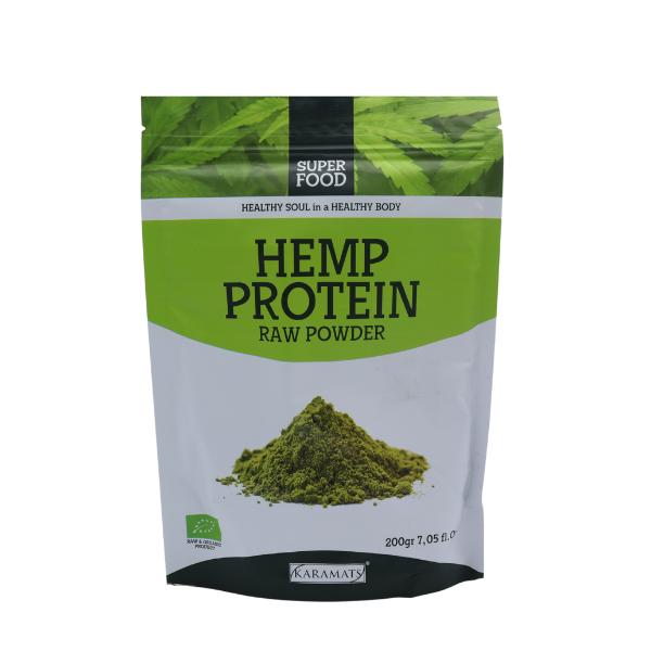 Protéines de chanvre 200gr
